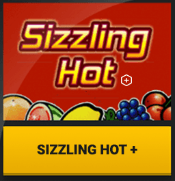 Sizzling Hot+